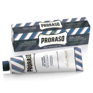 Proraso Protective and Moisturising Shaving Cream Blue Tube 150ml