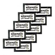 50 Wilkinson Sword Classic Double Edge Safety Razor Blades