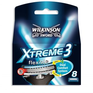 Xtreme 3 by Wilkinson Sword Blades - 8 Pack